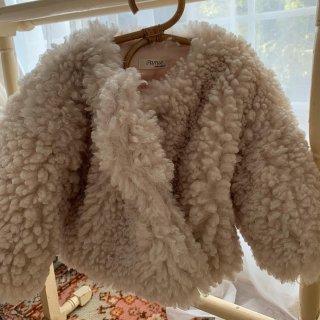 Sheep Coat【11月上旬発送分】