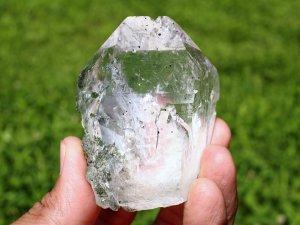マニハール産ヒマラヤ水晶ポイント