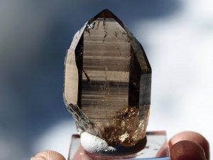 マニカラン産ヒマラヤ水晶ポイント