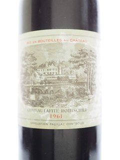 <img class='new_mark_img1' src='https://img.shop-pro.jp/img/new/icons50.gif' style='border:none;display:inline;margin:0px;padding:0px;width:auto;' />1961 CH.LAFITE ROTHSCHILD             250,000                              1961 シャトー・ラフィット・ロスチャイルド