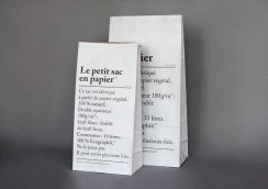 PAPER BAG S/M