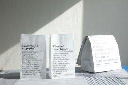 PAPER BAG XS