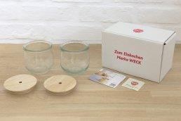 WECK GIFT BOX(DRINK BOTTLE_TULIP370ml)