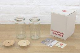 WECK GIFT BOX(DRINK BOTTLE_STRAIGHT340ml)