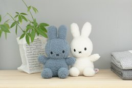 Miffy Recycle Teddy 23cm
