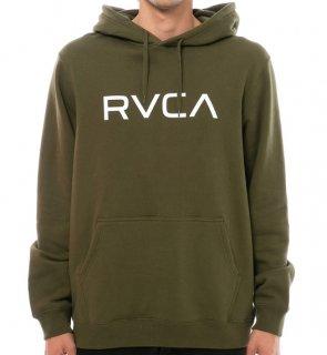 BIG RVCA PULL パーカー