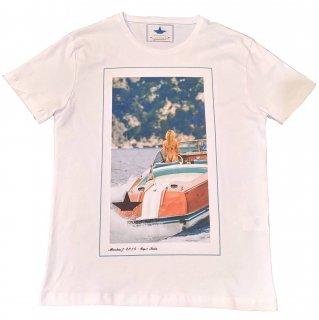 Macchia J. プリントTシャツ 010