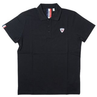 ROOSTER CLASSIC POLO Black