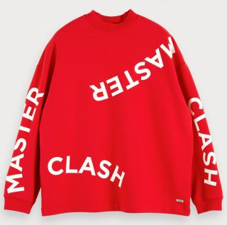 Master Clash Artwork Sweater