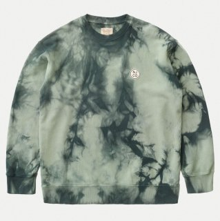 Lukas NJCO Circle Tie Dye Pale Green