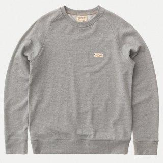 Samuel Logo Sweatshirt Greymelange