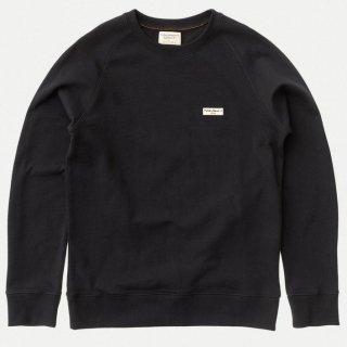 Samuel Logo Sweatshirt Black