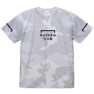 Gotham NYC / DF-TS / col.WHITE CAMO