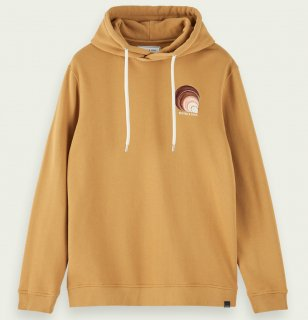 <img class='new_mark_img1' src='https://img.shop-pro.jp/img/new/icons14.gif' style='border:none;display:inline;margin:0px;padding:0px;width:auto;' />100% cotton embroidered branded hoodie Sandlewood