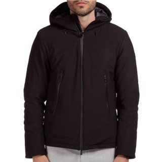 <img class='new_mark_img1' src='https://img.shop-pro.jp/img/new/icons14.gif' style='border:none;display:inline;margin:0px;padding:0px;width:auto;' />AT.P.CO  blouson hood mike Black