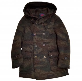 <img class='new_mark_img1' src='https://img.shop-pro.jp/img/new/icons14.gif' style='border:none;display:inline;margin:0px;padding:0px;width:auto;' />BOB Compressed wool Coat camouflage