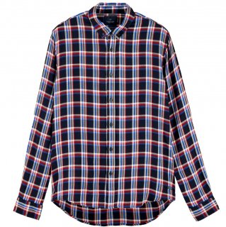 <img class='new_mark_img1' src='https://img.shop-pro.jp/img/new/icons14.gif' style='border:none;display:inline;margin:0px;padding:0px;width:auto;' />Scotch&Soda Lightweight long sleeve shirt Combo E