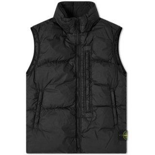 <img class='new_mark_img1' src='https://img.shop-pro.jp/img/new/icons14.gif' style='border:none;display:inline;margin:0px;padding:0px;width:auto;' />STONE ISLAND CRINKLE REPS DOWN GILET