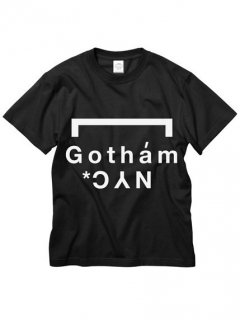 <img class='new_mark_img1' src='https://img.shop-pro.jp/img/new/icons14.gif' style='border:none;display:inline;margin:0px;padding:0px;width:auto;' />GOTHAM.NYC / GN801 / LOGO-TS / col.BLACK