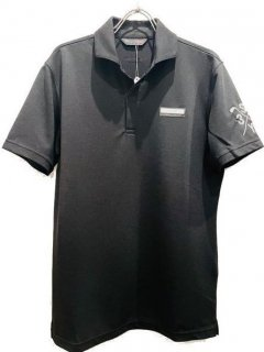 <img class='new_mark_img1' src='https://img.shop-pro.jp/img/new/icons14.gif' style='border:none;display:inline;margin:0px;padding:0px;width:auto;' />SY32 SKIPPER POLO SHIRTS Black