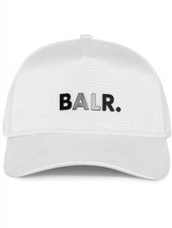 BALR. CLASSIC OXFORD CAP White