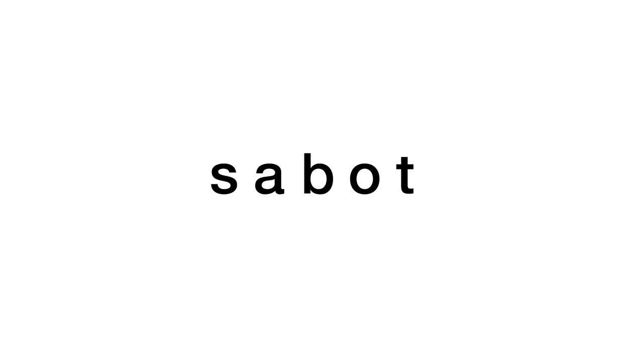 sabot