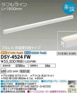 DSY-4524FW ベースライト 大光電機(DAIKO)