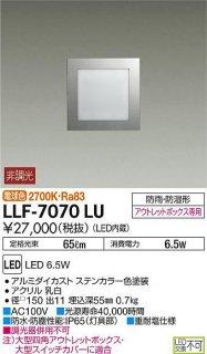 LLF-7070LU 屋外灯 大光電機LZ(DAIKO)