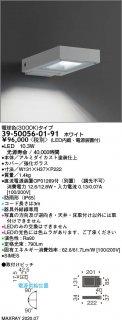 39-50056-01-91 (OP01289-70付)  屋外灯 LED マックスレイ(MAXRAY)
