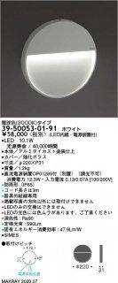 39-50053-01-91 (OP01289-70付)  屋外灯 LED マックスレイ(MAXRAY)