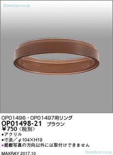 OP01498-21  ペンダント マックスレイ(MAXRAY)