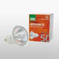 JDR110V30WLN/KUV-H  ランプ類 ハロゲン電球 白熱灯 ウシオ(USHIO)
