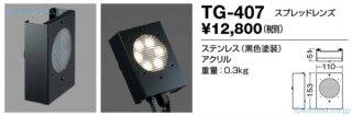 TG-407  屋外灯 スプレッドレンズ 山田照明(YAMADA)