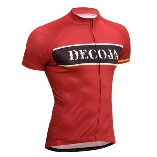 DECOJA サイクルジャージ 半袖 クラシック(26735)[送料無料] サイクルウェア 自転車ウェア サイクルジャージ