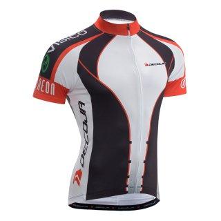 DECOJA サイクルジャージ 半袖 COMP(25563)[送料無料] サイクルウェア 自転車ウェア サイクルジャージ
