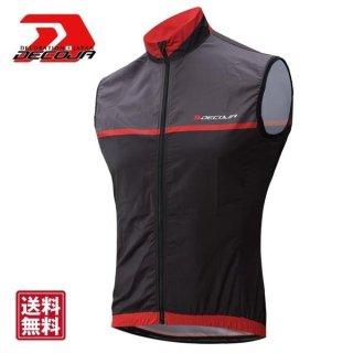 DECOJA サイクリングウェア ウインドベスト SHADOW(28944)[送料無料] サイクルウェア 自転車ウェア サイクルジャージ