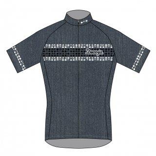DECOJA サイクルジャージ 半袖 ネコジャ(31398)[送料無料] サイクルウェア 自転車ウェア サイクルジャージ