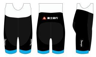 山中湖サイクリングチームレプリカ ビブショートパンツ(31632)