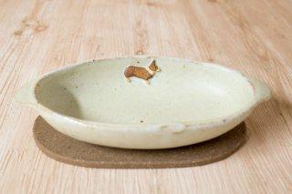 耐熱皿 コーギー - haru*物 -