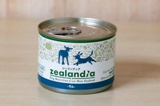 ジーランディア ラム肉缶 185g