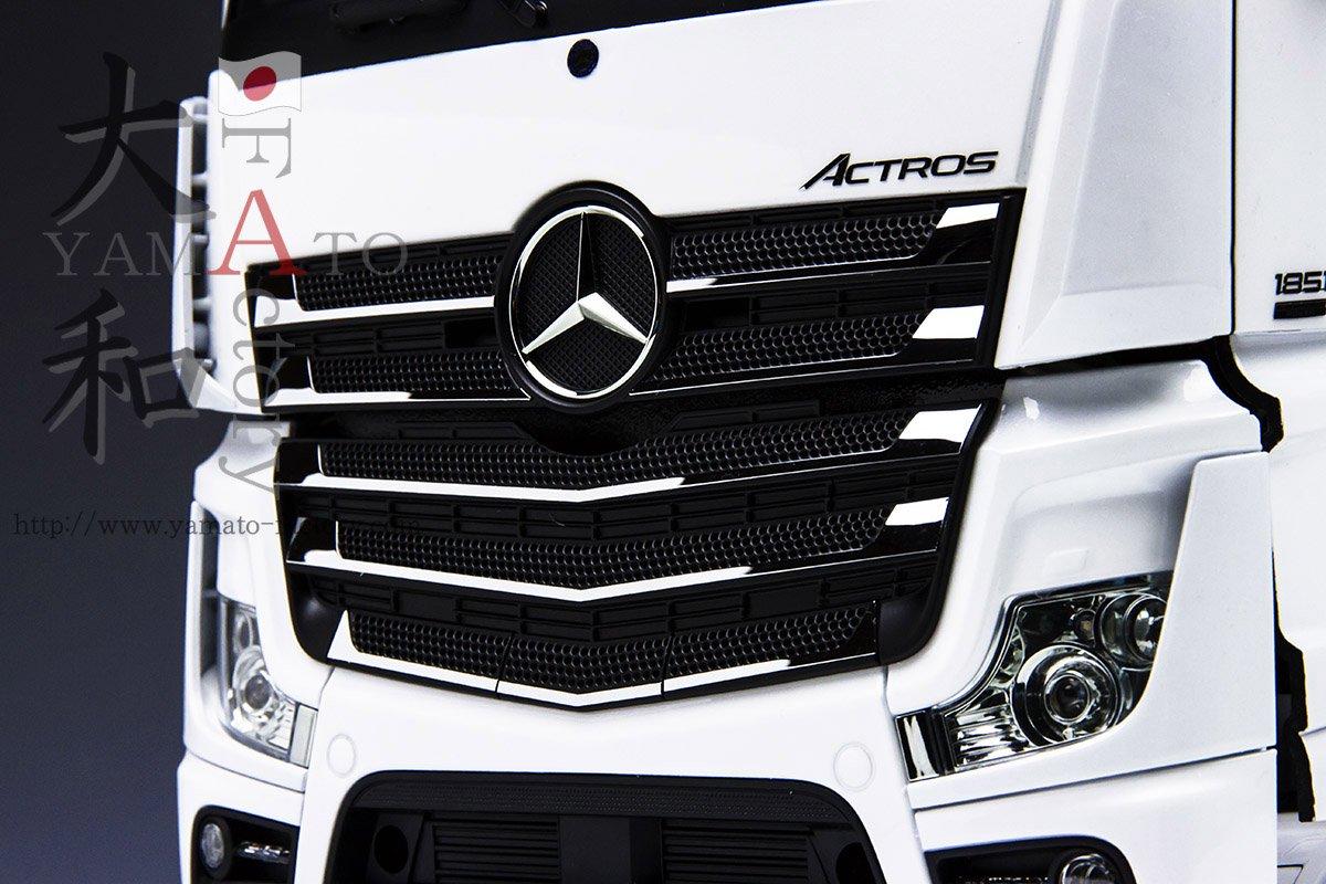 ACTROS ステンレス製グリルシート