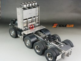 Scale-Club社製 1/14 SCANIA SLT 8×8 フルメタルシャーシキット<img class='new_mark_img2' src='https://img.shop-pro.jp/img/new/icons1.gif' style='border:none;display:inline;margin:0px;padding:0px;width:auto;' />