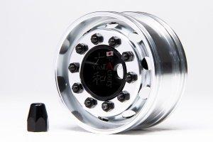 【取り寄せ】フロントワイドアルミホイール WH8003-w