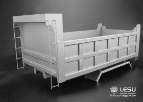 【取り寄せ】ステンレス製ダンプ荷台深型