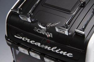 SCANIA用 クロームイーグルステッカー S