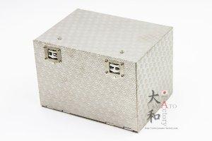 ステンレス縞板鋼板ツールボックス DGmodel