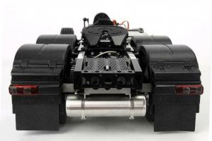 【取り寄せ】 ガスタンク&バッテリーBOX付きテールビームキット