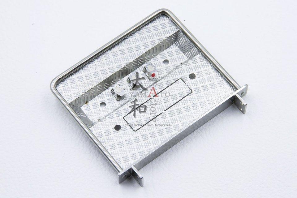 ステンレス製 ワイヤーブラケット