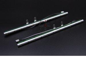 汎用1軸 LED丸形サイドバンパー