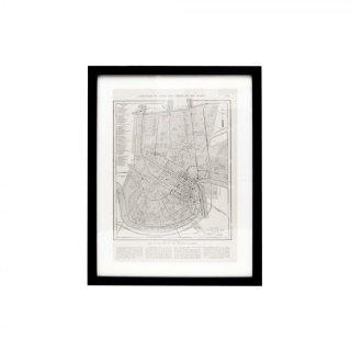 1914年代 アンティーク ニューヨーク マップ 地図